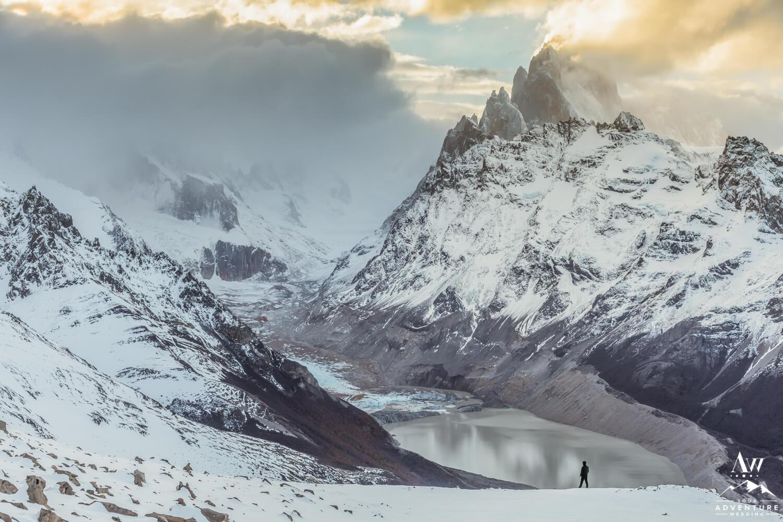 Patagonia Elopement at Plieque Tumbado