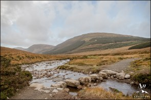 Fairy Pools Scotland Isle of Skye Wedding Photographer