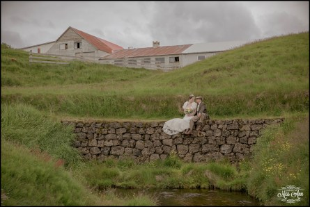 Iceland Wedding Photographer Keldur Sod Farm
