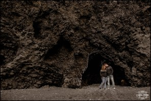 Unique Destination Weddings Cave Wedding Iceland