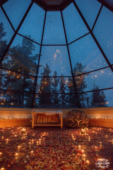 Finland Elopement Igloo Hotel by Your Adventure Wedding-19