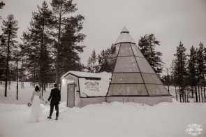Finland Elopement Igloo Hotel by Your Adventure Wedding-20