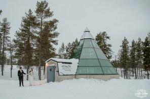 Finland Wedding Igloo Hotel by Your Adventure Wedding-3