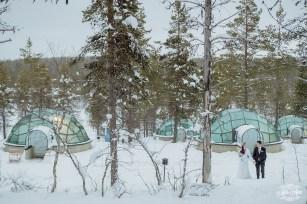 Finland Wedding Igloo Hotel by Your Adventure Wedding-6