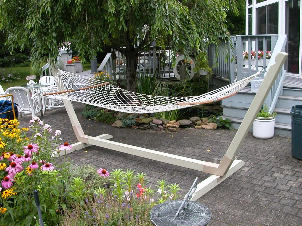 Hammock Stand Diy And Steps To Follow