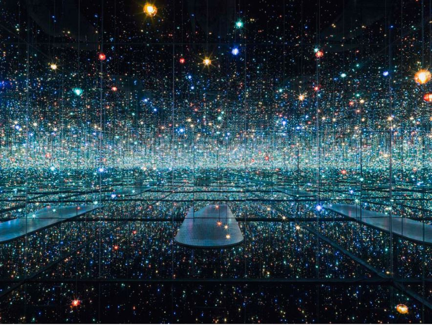 Yayoi Kusama (Japan, *1929), Infinity Mirrored Room – The Souls of Millions of Light Years Away, 2013