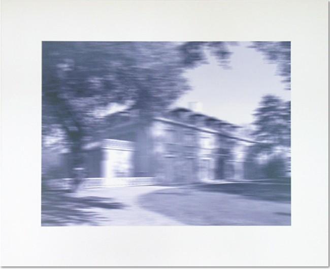 """Thomas Ruff:""""l.m.v.d.r. (h.u.p.01)', 2001-04,signiert, nummeriert, lim. Auflage 40 Exemplare, Blattformat: 58 × 70 cm"""