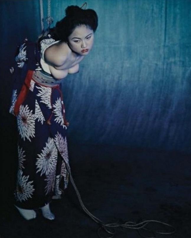Nobuyoshi Araki - 67 Shooting Back (No. 117), 2007, C- print, 125.7 x 100.3 cm
