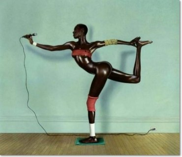 Jean-Paul Goude Grace Jones