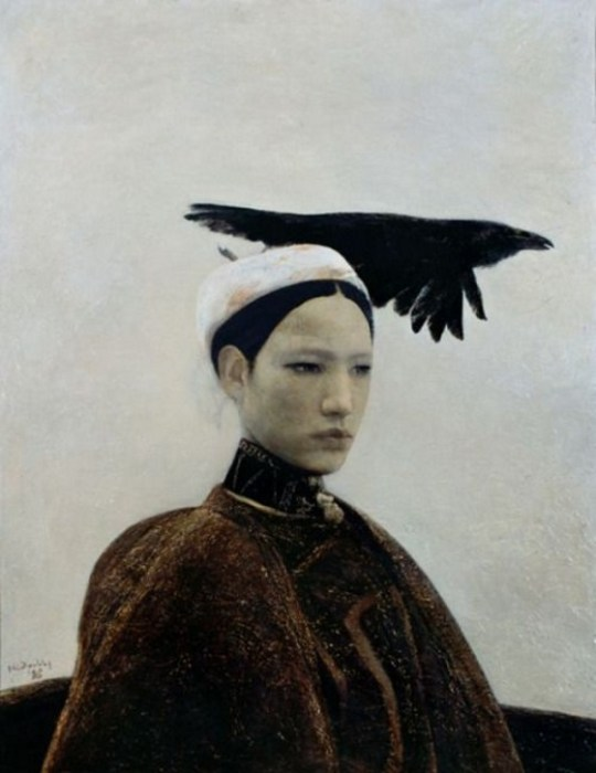 He Douling: The Crow is Beautiful, 1988