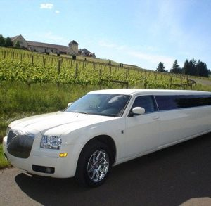 Luxe limousine