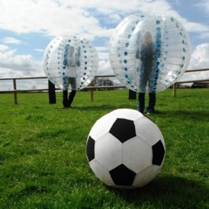 Bubble voetballen