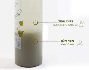 Nước Hoa Hồng Diếp Cá Mamonde Pore Clean Toner Cho Da Mụn 250ml