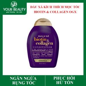 Dầu Xả Kích Thích Mọc Tóc Biotin & Collagen OGX