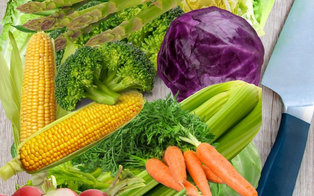 An Overview of 10 Key Vegetables and Their Nutritional Value