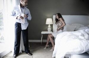husband's mistress