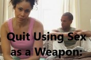 sex as weapon