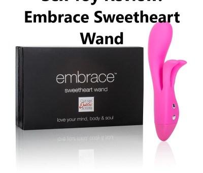 embrace wand