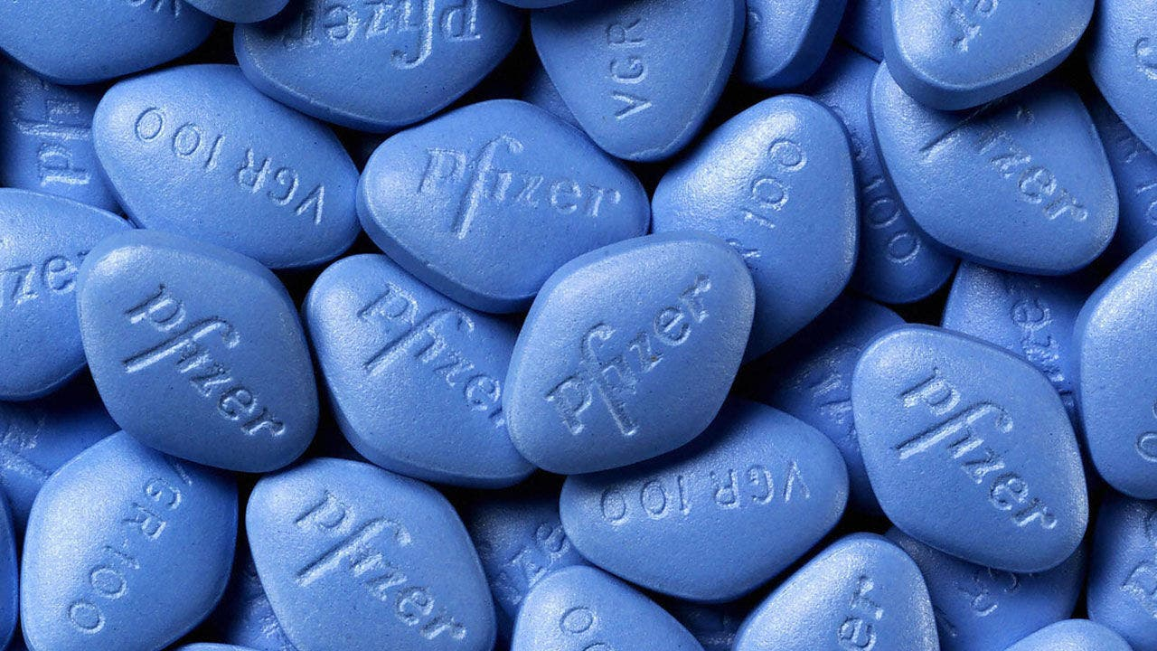 Viagra sex and mental health