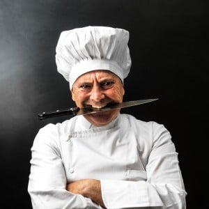 This chef wants you to have the best kitchen knife available.