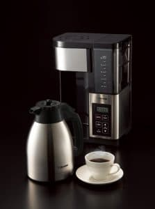 Zojirushi ec-ysc100-xb coffee maker