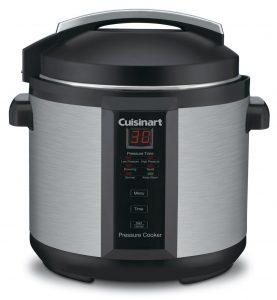 Cuisinart EPC-1200PC Electric Pressure Cooker.