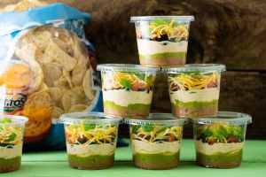 Img 40617 Layer Dip Cups Pyramid