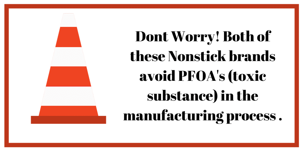 dont worry - no pfoas
