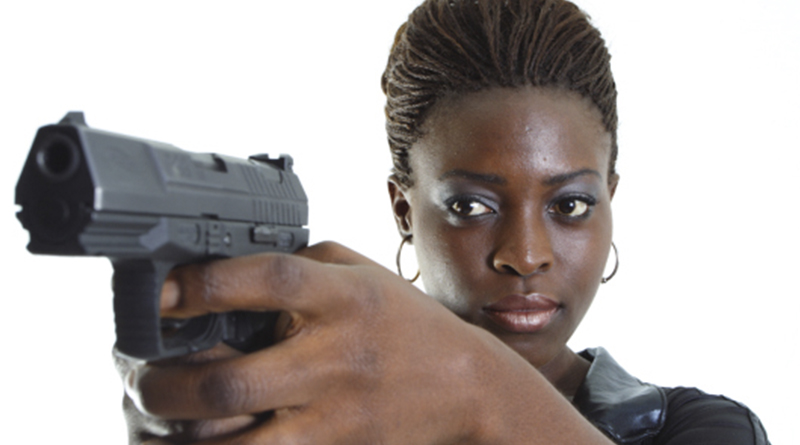 More And More Black Women Are Arming Themselves For Self ...