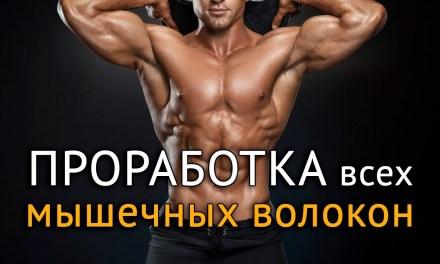 Как накачать мышцы быстро? Метод 5-10-20 в бодибилдинге