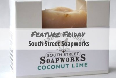 South Street Soapworks Custom Boxes