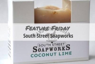 South Street Soapworks Custom Boxes