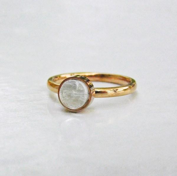 stainless stacking ring