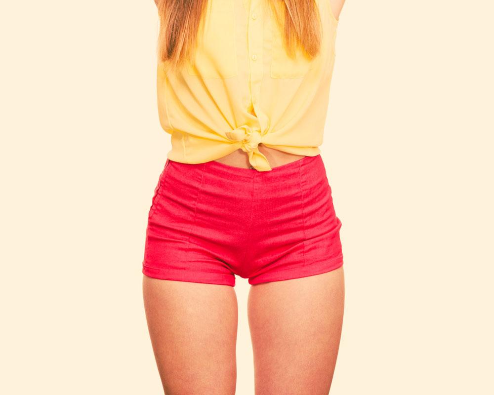 The Supermodel Secret to Slimmer Thighs