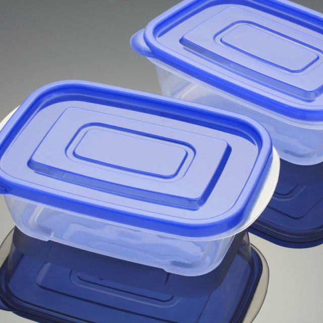 Are plastic food storage containers safe