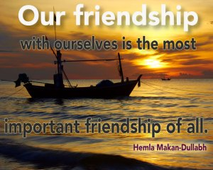 The Safe Harbor of Friendship