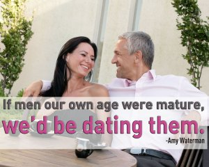 Why we date older men