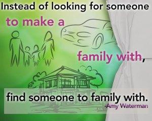 Make a family
