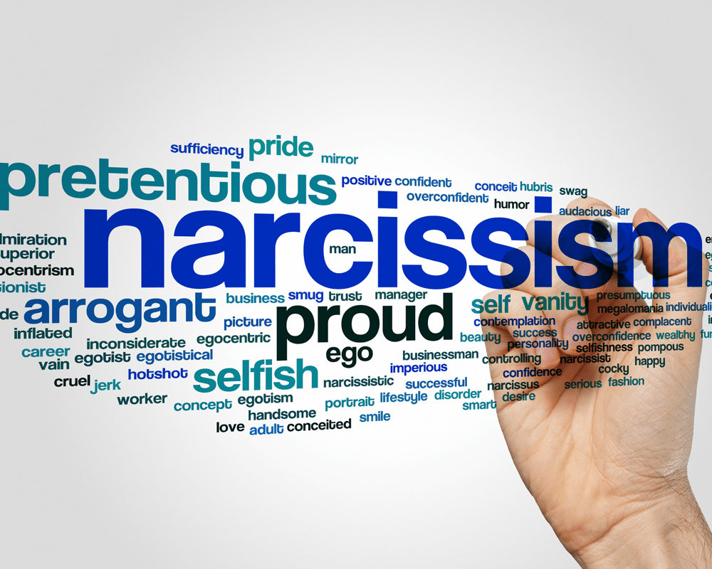 Spotting a Narcissist with Melany Oliver (Video)
