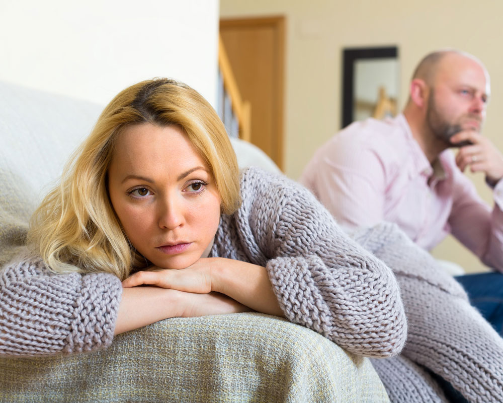 When Your Relationship is Intolerable But You're Afraid of Change