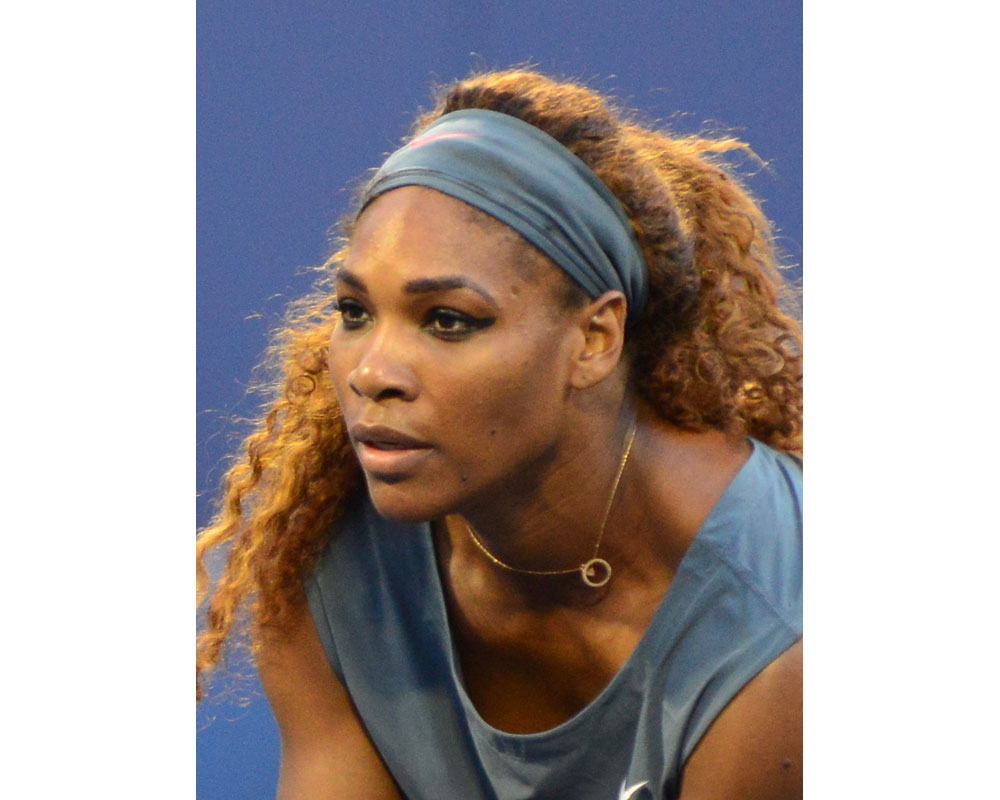 #BrilliantBabe: Mother (& Tennis Star) Serena Williams