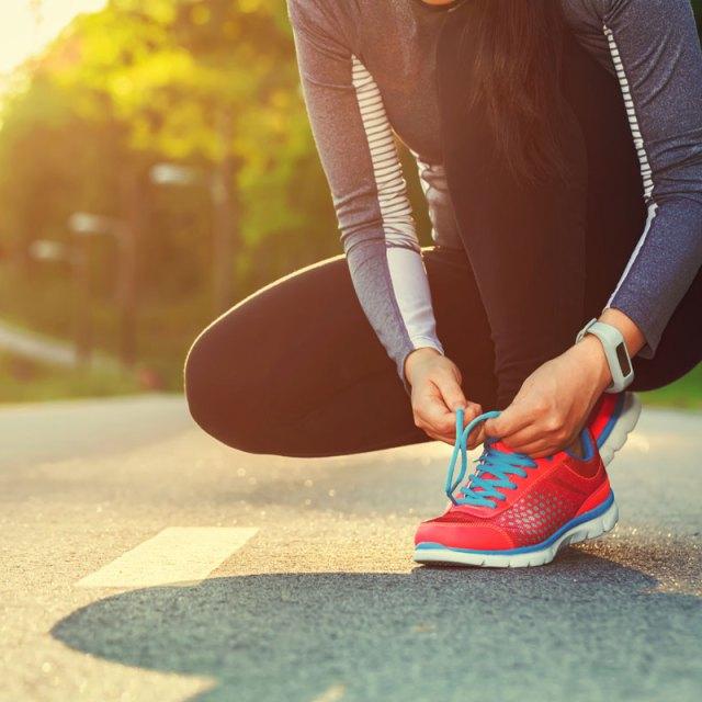 anti-aging running