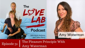 Amy Waterman on The Love Lab