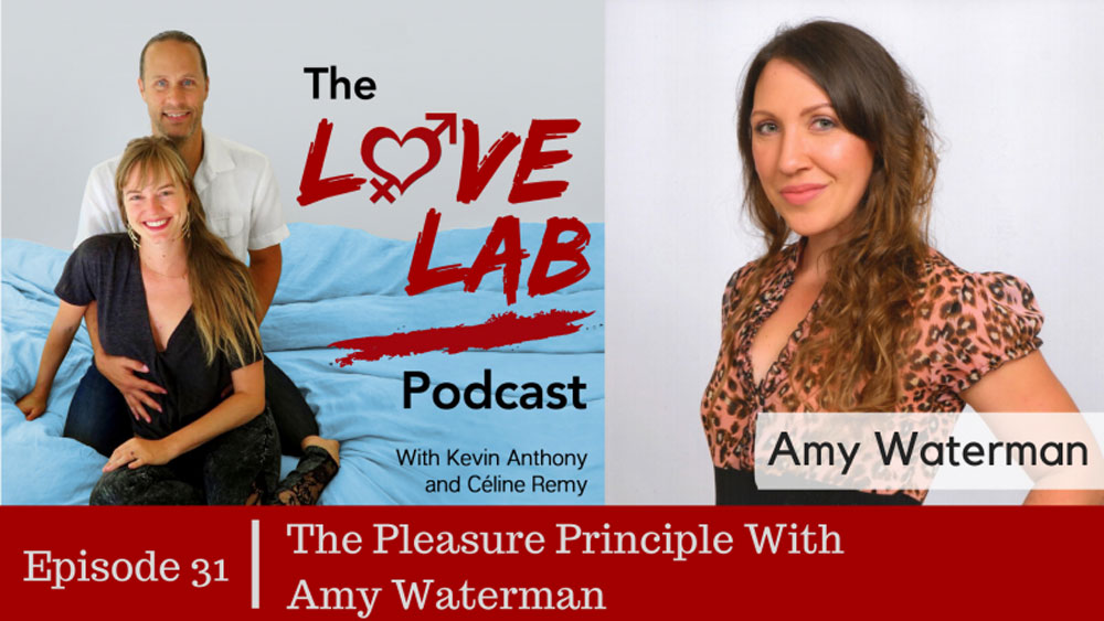 Amy Tells All in The Love Lab Hot Seat
