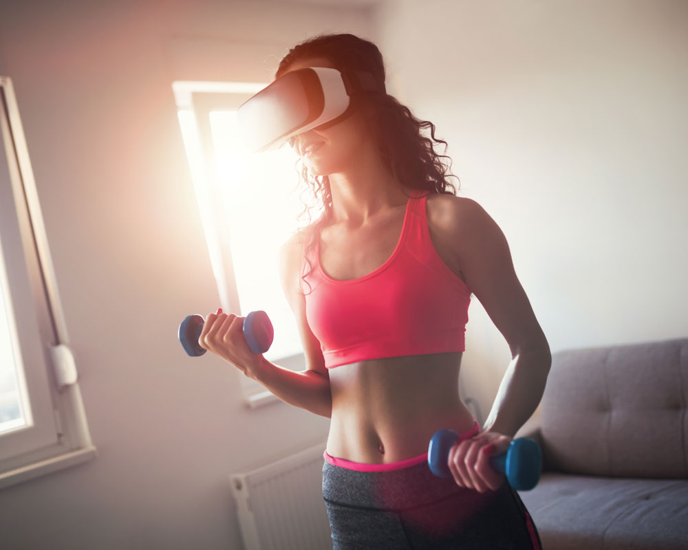 How You'll Be Working Out in the Future with Dr. Darian Parker
