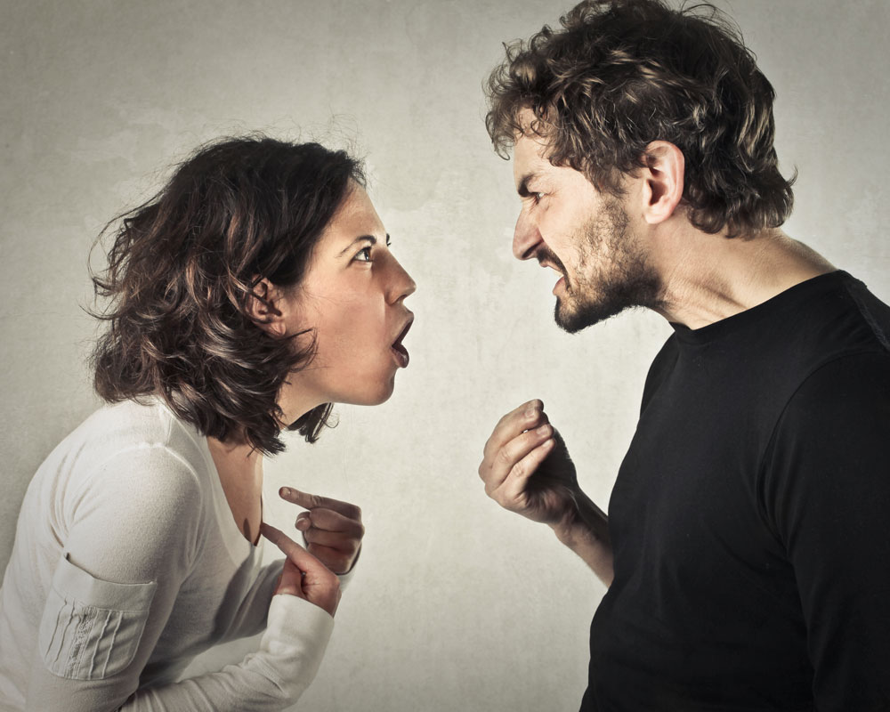 Stop Minor Disagreements from Blowing Up into Huge Fights