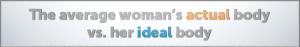 Women's ideal body
