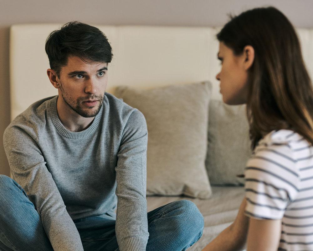How to Trust Men Again