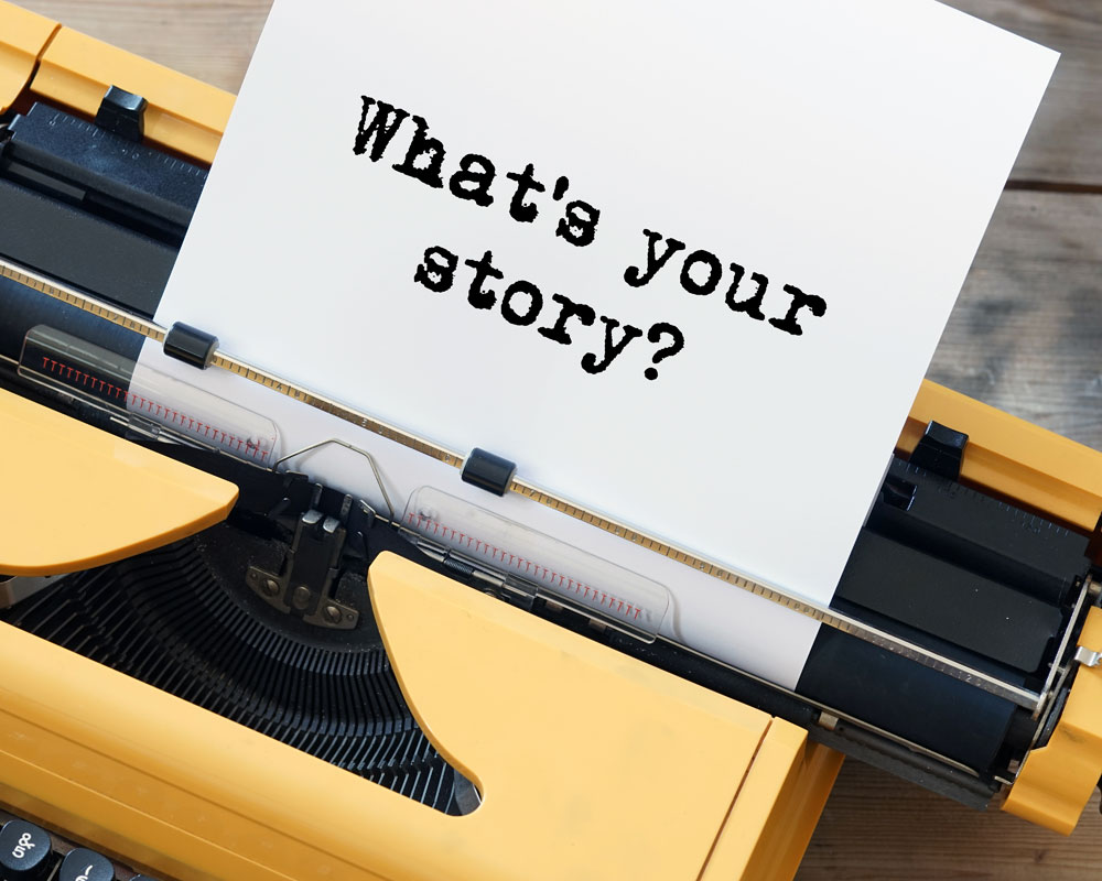 The Power of the Stories You Tell Yourself – Mary Alice Arthur