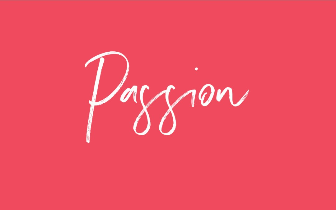 How Passion personalities express on their website